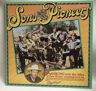 Image result for sons of the pioneers columbia historic